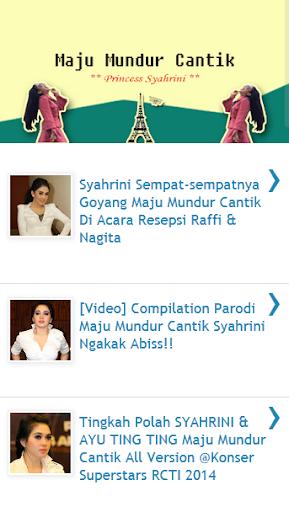 【免費娛樂App】Maju Mundur Cantik Princess-APP點子