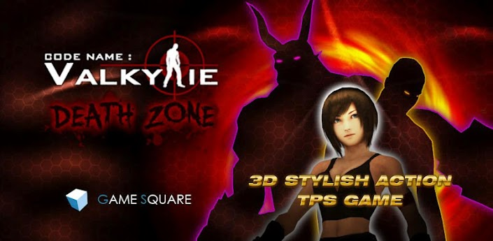 Valkyrie:Death Zone v1.0.3 Apk Direct | 40MB