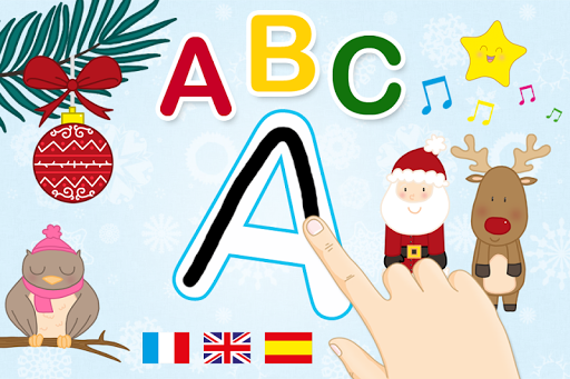 ABC: Christmas Alphabet Game