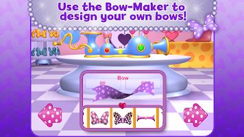 Screenshot of Minnie Bow Maker