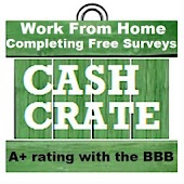 CASH CRATE WORK FROM YOUR HOME