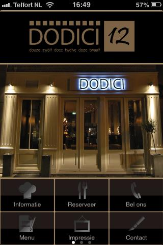 Dodici - screenshot