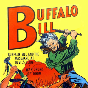 Buffalo Bill #4 漫畫 App LOGO-硬是要APP