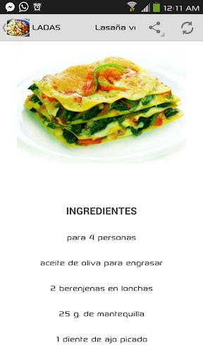 Recetas de ensaladas