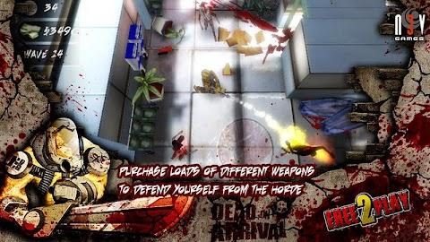 Dead on Arrival Screenshot 1