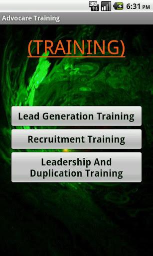 玩商業App|Advocare業務培訓免費|APP試玩