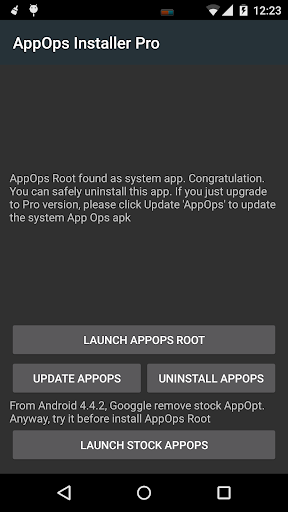 玩工具App|App Ops Pro [Root]免費|APP試玩