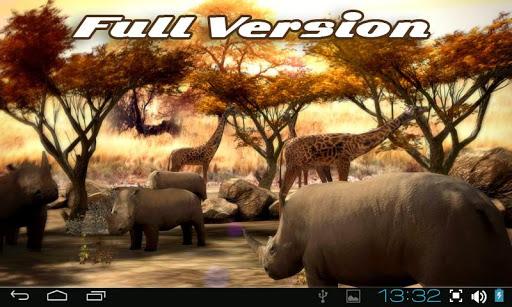 個人化必備免費app推薦|Africa 3D Free Live Wallpaper線上免付費app下載|3C達人阿輝的APP