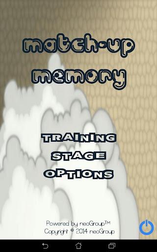 Match-up Memory