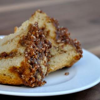 LaLa's Cinnamon Crumb Cake
