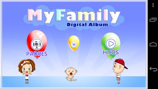 My Family Digital Album
