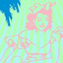 Retro Islands Live Wallpaper icon