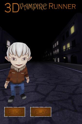 3D Vampire Runner