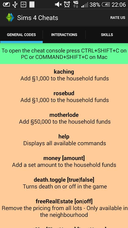 De Sims 4 cheats - Veel geld, vaardigheden, carrière en meer!