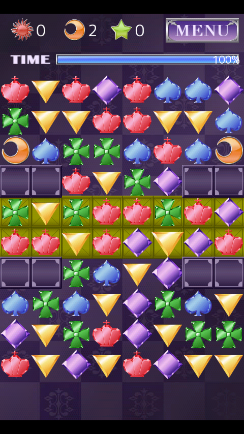 Jewels Free - screenshot