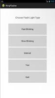 Screenshot of Ring Flash LED
