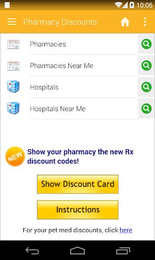 Pharmacy Discounts