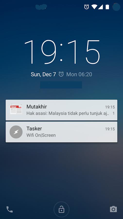 Berita dari SHarian - screenshot