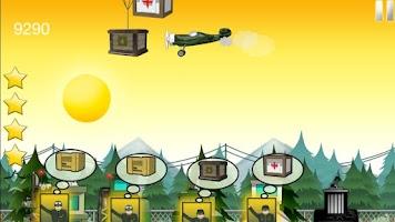 Screenshot of Airborne Supply
