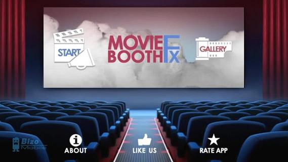 Movie Booth FX Free- screenshot