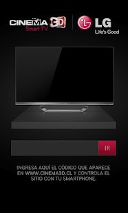 LG Cinema 3D Smart TV - screenshot thumbnail