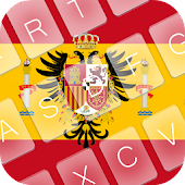 Spanish Keyboard Theme