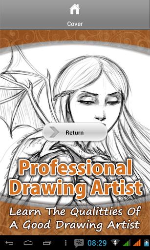 Professional Drawing Artist