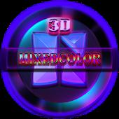 Next Launcher Theme MixedColor