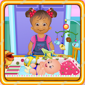 Baby Daisy Newborn Baby Game icon