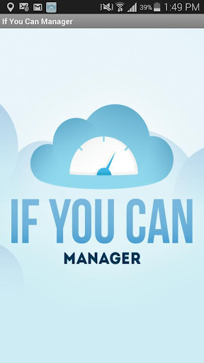 If You Can Manager - Monitor