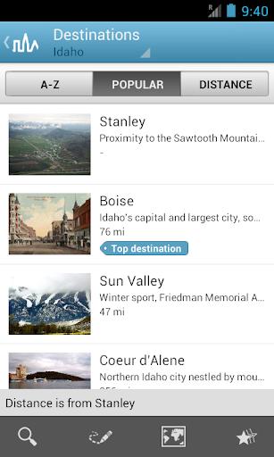 Idaho Travel Guide by Triposo