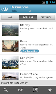 Idaho Travel Guide by Triposo- screenshot thumbnail
