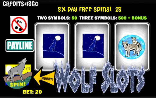Wolf Fun Slot Machine