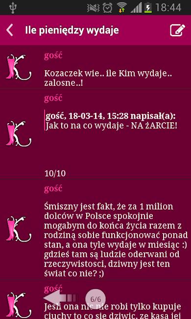 #4. Kozaczek.pl (Android)