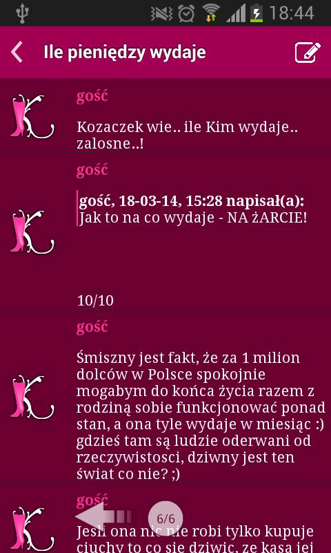 Kozaczek.pl - screenshot