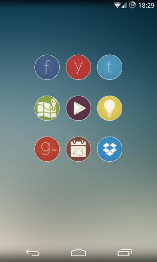 pacchetto sfondi minimalisti per android