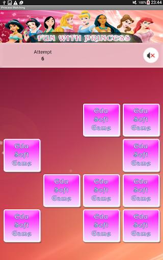 免費下載解謎APP Fun With Princess Matching app開箱文 APP開箱王