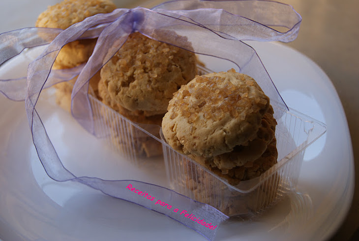 Walnut and Potato Chip Crackers Recipe