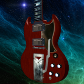 Les Paul SG 3D Live Wallpaper