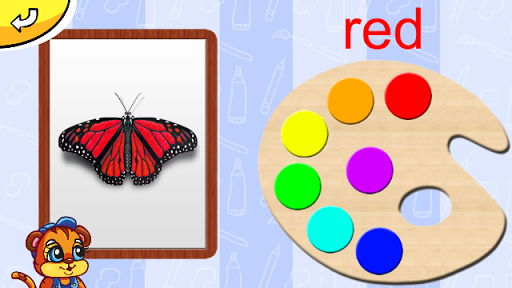 Kids learn colors