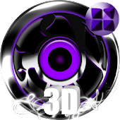 Purple Twister iconpack & Next