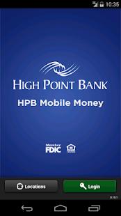 HPB Mobile Money - screenshot thumbnail