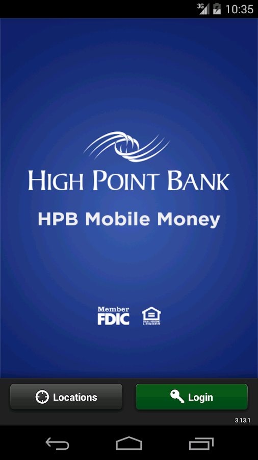 HPB Mobile Money- screenshot