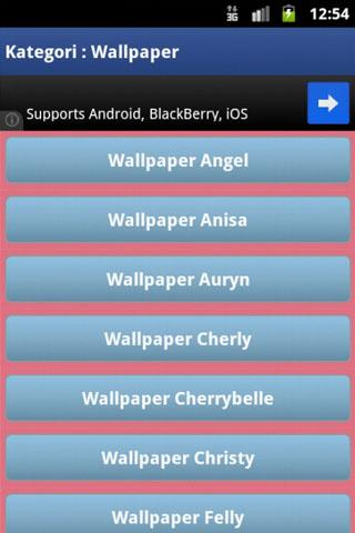 CherryBelle Indonesia - screenshot