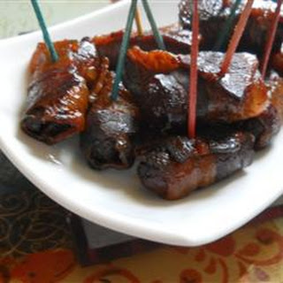 Candied Bacon Pigs