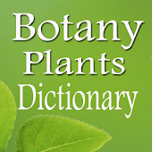 Botany Plants Dictionary