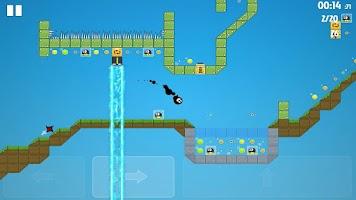 Screenshot of 14px | Ultimate platformer