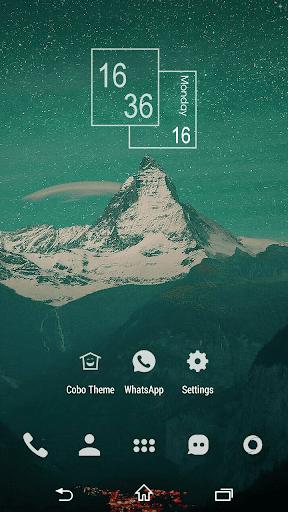 White Snow Icon Pack