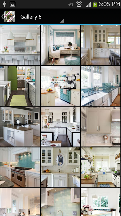 kitchen design app is a great helper for a new