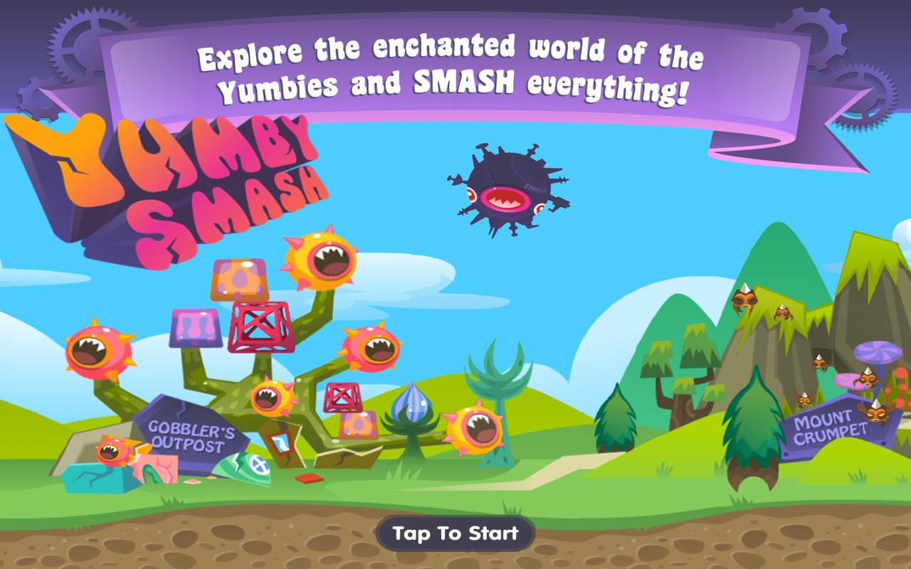 Yumby Smash - screenshot